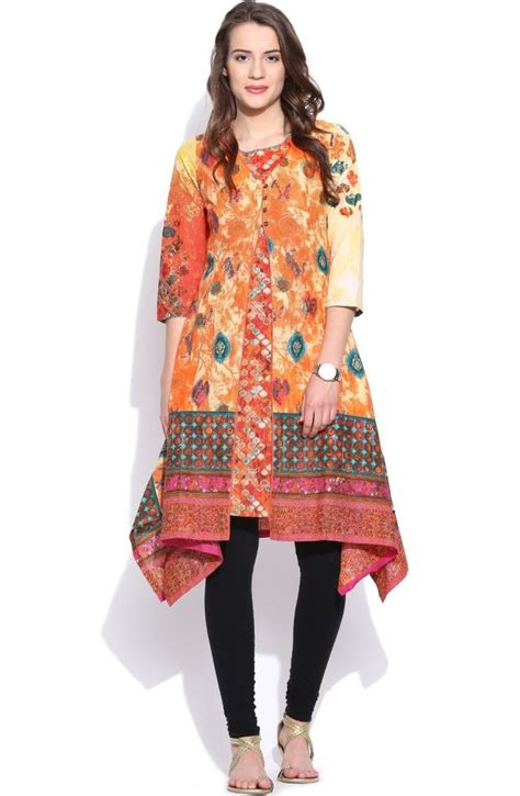 hairstyles for indian kurta latest designer kurtis with different cut types looksgud in