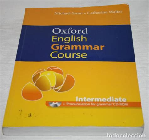 libro oxford english grammar course oxford english grammar course intermediate co comprar libros de texto en todocoleccion