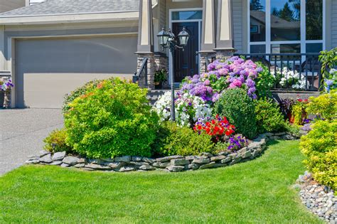 decorative trees for front yard 101 front yard garden ideas awesome photos