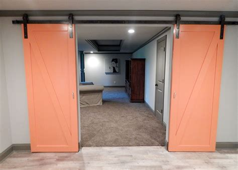 Door Z by Modern Z Brace Panel Barn Door
