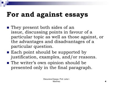 Discursive Essays Exles by Discursive Essay 1 A Balanced Argument Exle Cv Office Manager Uk Essay By Slater