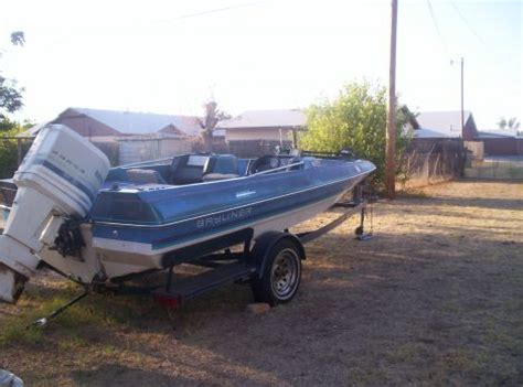 used boats for sale by owner in oklahoma boats for sale 1988 17 foot bayliner bass trophy