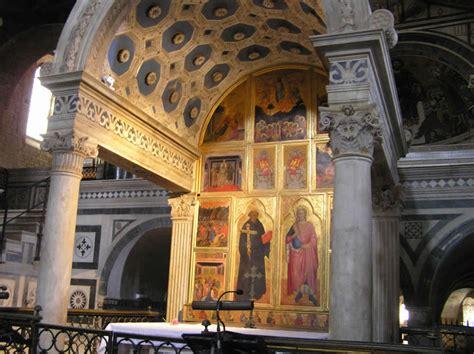 Dining Room Definition basilica di san miniato al monte un capolavoro del