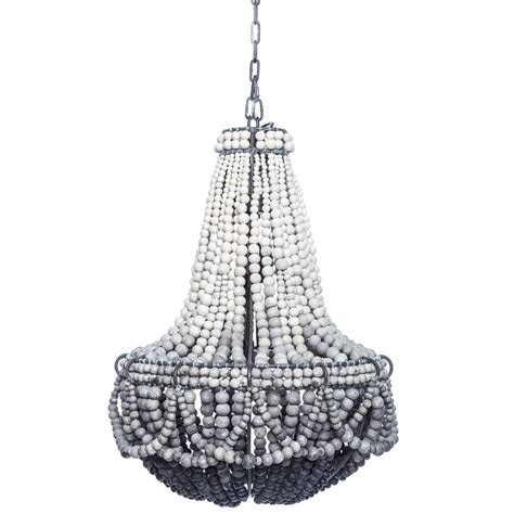 Black Beaded Chandelier Ombre Black Clay Beaded Chandelier Beaded Chandelier Pendant Lighting And Ombre