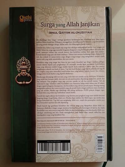 Kemegahan Dan Keindahan Surga Serta Para Penghuninya Buku Islam buku surga yang allah janjikan toko muslim title