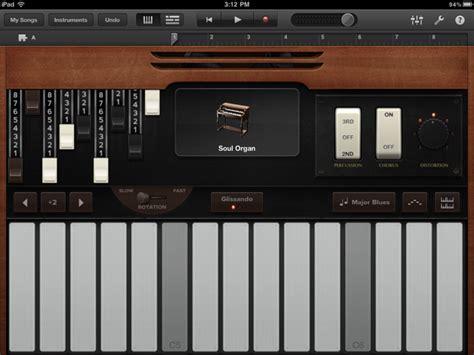 Garageband Keyboard Sounds Ars Reviews Garageband For A Killer App For Budding