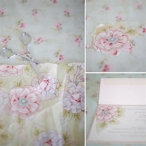 do it yourself wedding shower ideas 2 fabric do it yourself bridal shower invitations