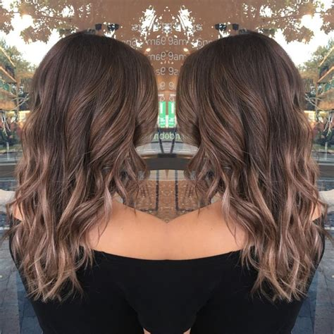 soft brown hair color best 25 soft balayage ideas on subtle