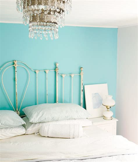 aqua paint bedroom unexpected wall colors turquoise wandering