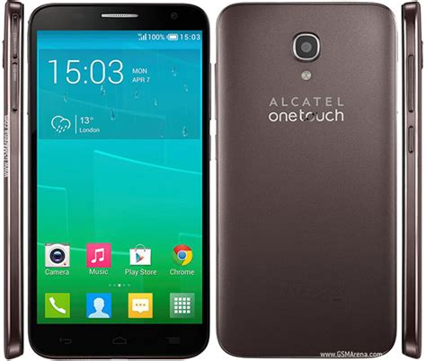 Hp Alcatel One Touch 2s alcatel idol 2 s pictures official photos