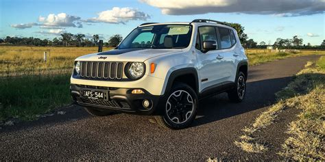 2016 jeep renegade 2016 jeep renegade trailhawk review caradvice