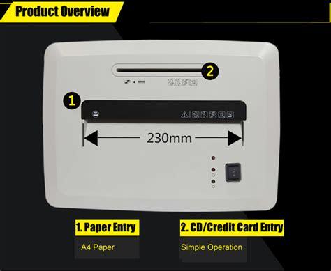 Daiko Jp 616 Micro Cut jp 616 high security electric document papel shredder