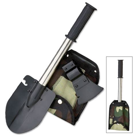 survival shovel tool 6 in 1 multi purpose tool survival axe shovel