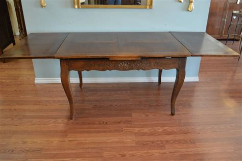 country style walnut dining table at 1stdibs