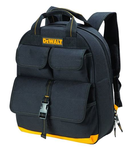 tool backpack dewalt usb charging tool backpack the awesomer