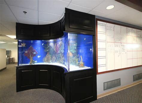 built in aquarium design built in fish tank