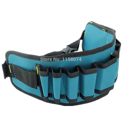 Multi Pockets Waist Tool Work Bag Utility Pouch Electricians Belt Bags carpenter rig hammer tool bag waist pockets electrician tool pouch holder pack multi pockets