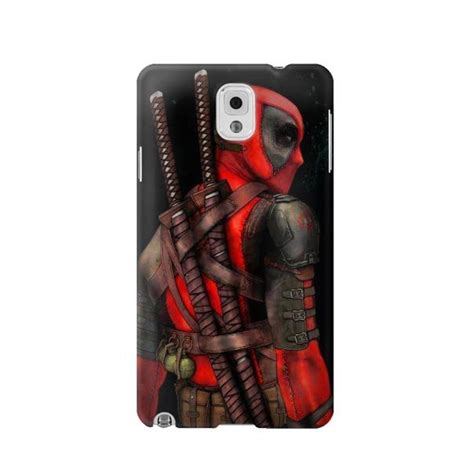 Flip Cover For Samsung Note 3 Limited 2 deadpool 2 samsung galaxy note 3 saving gn3 limited