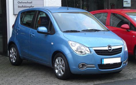 Opel Agila by File Opel Agila B Front 3 Jpg Wikimedia Commons