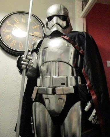 Converge Wars Captain Phasma an imposing captain phasma costume 171 adafruit industries makers hackers artists designers