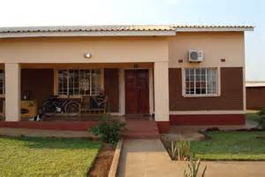 2 Bedroom Semi Detached House Plans First Stop Malawi