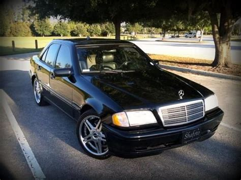 1998 mercedes c280 buy used 1998 mercedes c280 sport in windermere