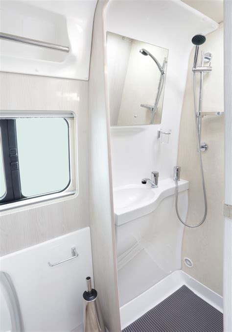 bathroom warwick warwick xl peugeot van conversion auto sleepers