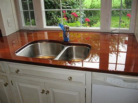Countertop Epoxy by 17 Best Ideas About Epoxy Countertop On Epoxy