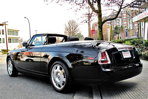 rolls royce 2008 phantom drophead coupe 2 door