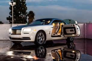 Rolls Royce Doors Rolls Royce Wraith Rental Door Open White Wedding