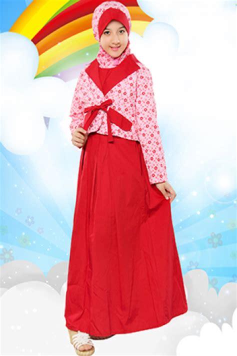 Gamis Anak 32 32 gambar baju muslim anak perempuan terbaru 2018 model