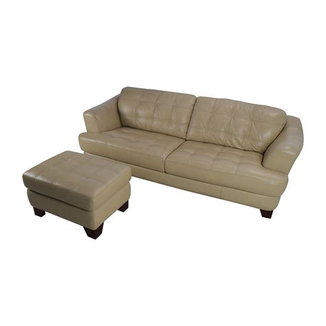 bobs furniture storage ottoman 65 off bob s furniture bob s furniture leather couch