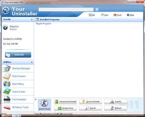 full version software free download blogspot download your uninstaller pro 5 7 2013 full download daily