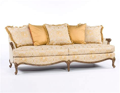 French Sofa Styles French Sofa Provincial Tufted Style Sofa
