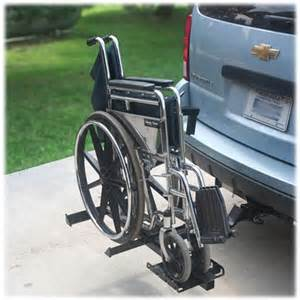 Wheelchair Rack trekaway wheelchair rack from prairie view used cl mt5000 ebay