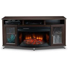 entertainment wall units fireplace credenza s