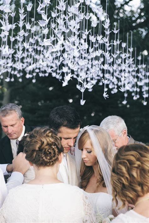 1000 Origami Cranes Wedding - discover and save creative ideas