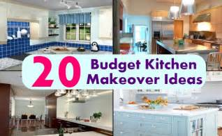 kitchen makeover on a budget ideas 20 budget kitchen makeover ideas diy home life