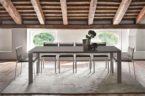 tavoli per cucine moderne tavolo allungabile con piano in vetro per cucine moderne