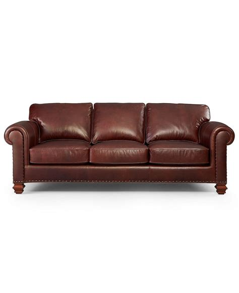 ralph leather sofa ralph stanmore leather sofa