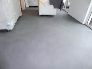 Pvc Boden Vor Und Nachteile by Bodenbelag Aus Beton Nachteile Linoleumboden Betonoptik