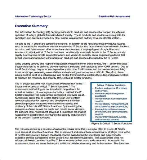 information technology service level agreement template lovely