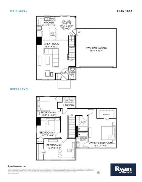 ryan homes venice floor plan lightandwiregallery com older ryan homes floor plans