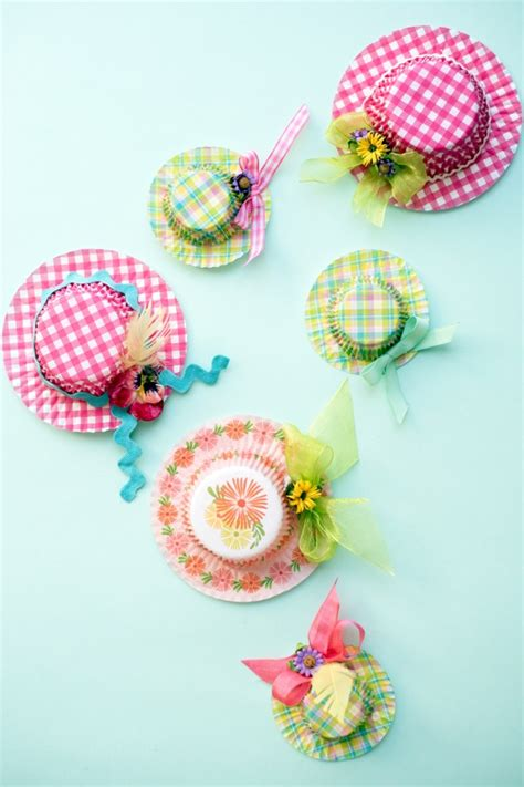 hat decorating ideas cool easter bonnet or hat ideas hative