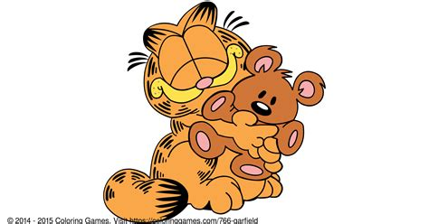 garfield coloring pages games garfield coloring games and coloring pages