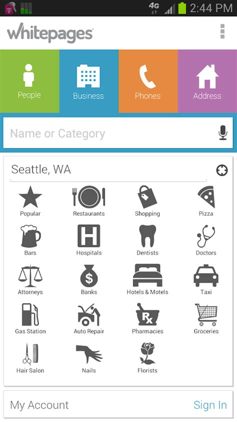 White Pages Lookup Ct Whitepages Android Apps On Play