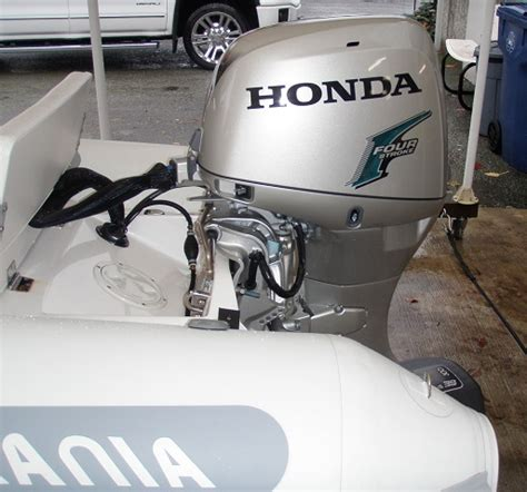 Honda Garage Hull by 2010 Novurania Boat For Sale O Marine Boating Services
