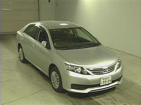 Toyota Allion New Shape Toyota Allion 2010 A15 G New Shape Clickbd