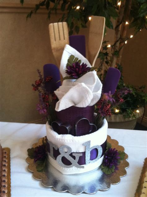 Kitchen Towel Cakes Bridal Shower by 26 Best Images About Pantry Gifts On