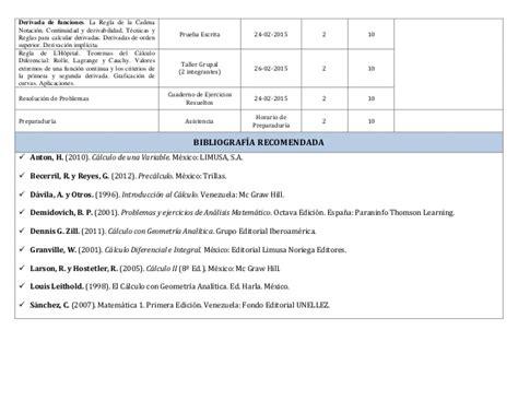 cadenas de markov finitas e infinitas plan de evaluaci 243 n c 225 lculo i 1 2014